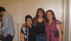 Mayra Cordero, Dione Angiano, Beatriz Santana