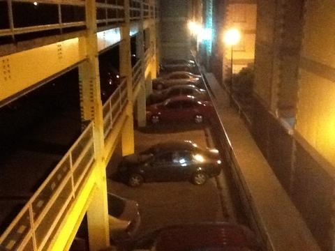 Edificio de estacionamientos