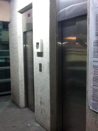 Control de acceso para elevadores.