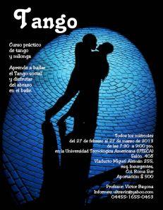 Curso práctico de Tango y Milonga