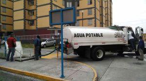 Pipa de agua potable